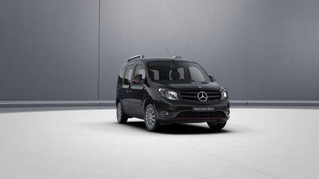Divízia Mercedes-Benz Vans ponúka malú dodávku Citan s kompaktnými rozmermi  a veľkým ložným priestorom od roku 2012. Dokonale spĺňa požiadavky  rozličných ... 4ba29f92807