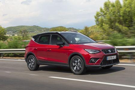 c41b79761 Predaj modelov značky SEAT v roku 2018 opäť vzrástol na celkovo 517 600  vozidiel, čo je o 10,5 % percent viac ako v roku 2017 (predaných 468 400  kusov).