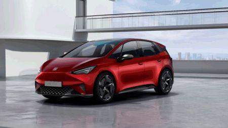 dcb540afb Prvým automobilom značky SEAT s elektrickým pohonom, skonštruovaným na báze  stavebnice elektromobility MEB koncernu Volkswagen, je el-Born.